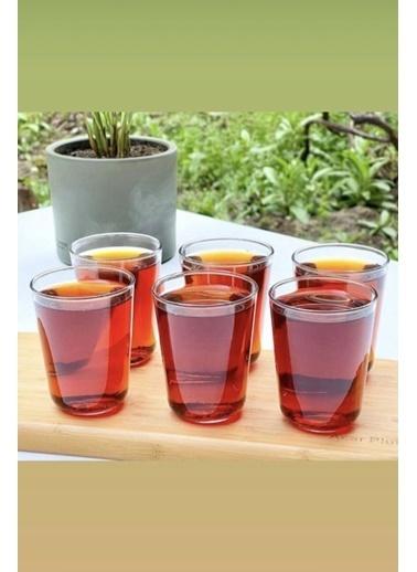 Kitchen Love Cam Paşabahçe 120Cc 6Lı Çay/Su Bardağı Renkli